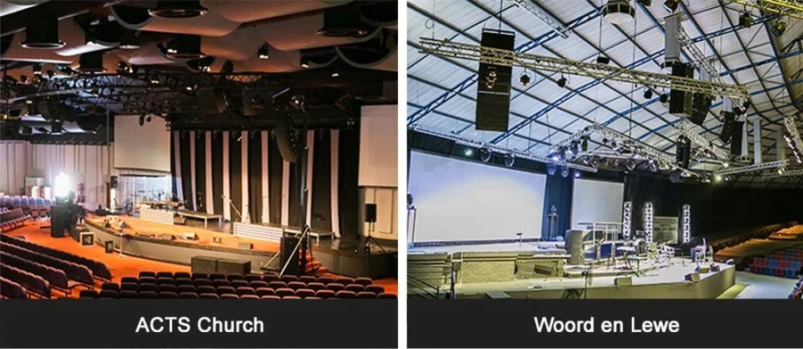Meyer Sound LINA - the perfect choice for Houses of Worship