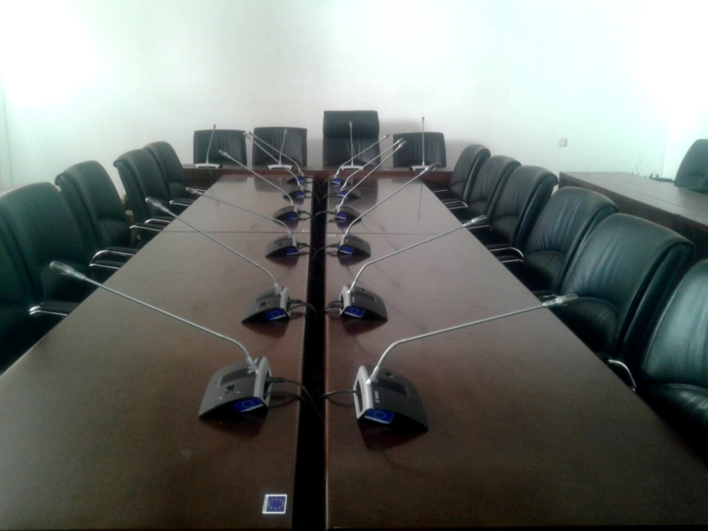 Bosch DCN solution for Mozambique National Assembly