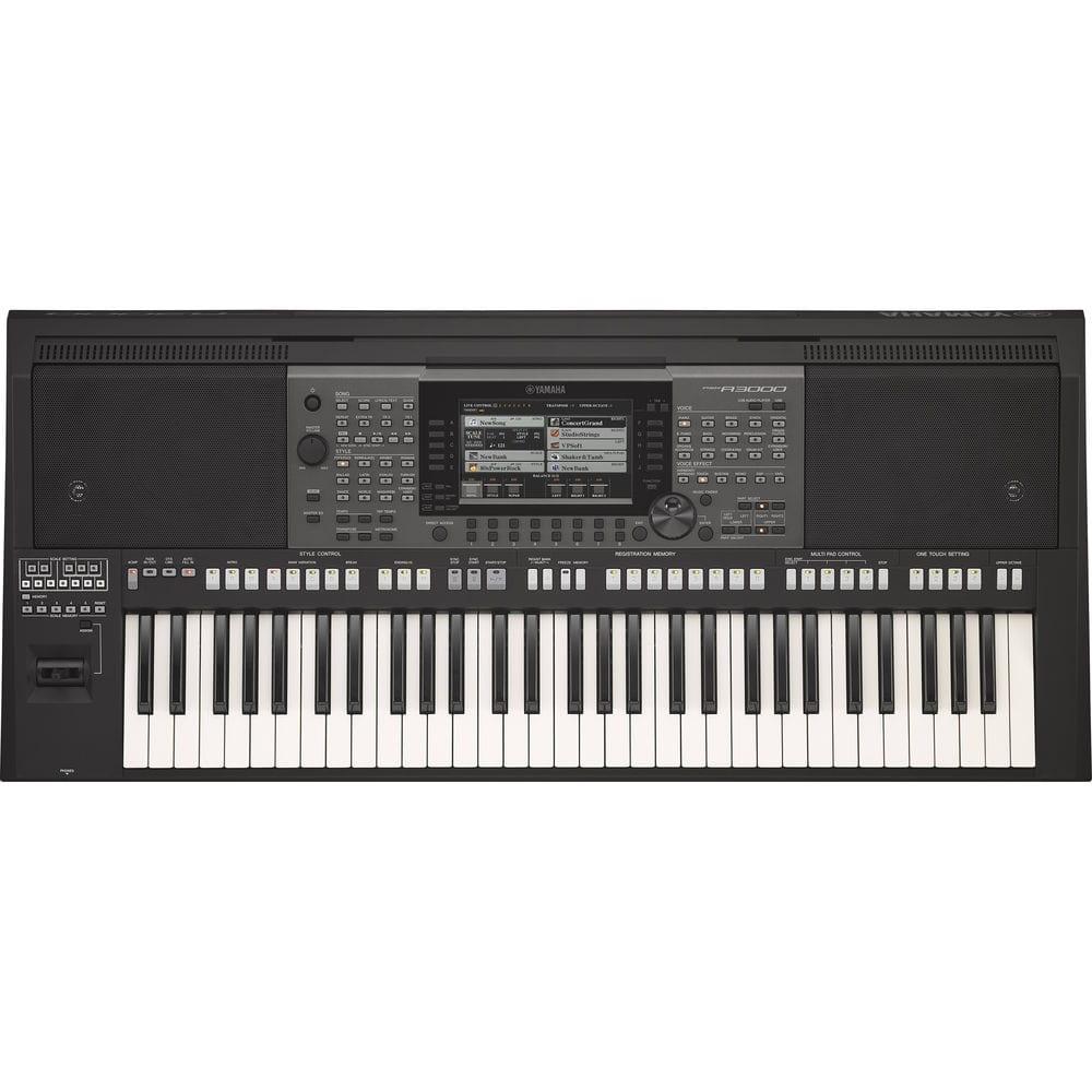 Yamaha psr a3000 world content arranger keyboard for Yamaha a3000 keyboard