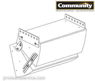 Community IB-HFK Installation Bracket Horizontal Fly Kit