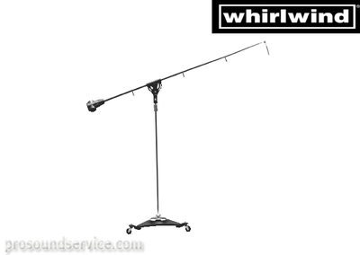 WHIRLWIND ASB-36W Large Boom Stand with Air Suspension