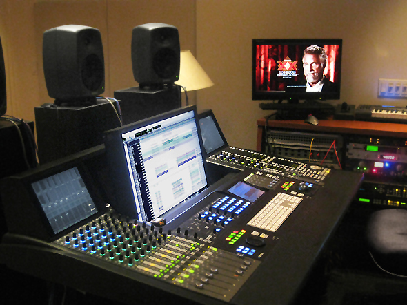 Premier PostProduction Facility Berwyn Audio In NYC