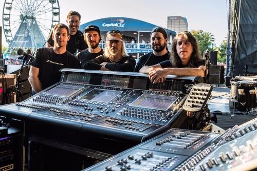 Aerosmith Taking New DiGiCo SD12 On Tour For AeroVederci