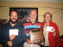 David Palmer and Tory McBride latest Super Melee winners _ December 2012