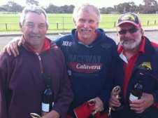 (2010/10) State Triples Winners. Brett allan and Mike