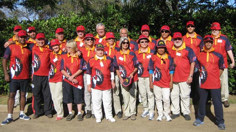 Inter State Challenge 2013 Victorious Open & Over 60s SA Teams