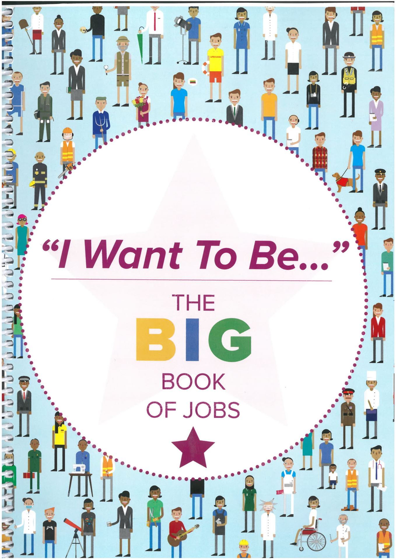 Prospects Education Resources I Want To Be The Big Book Of Jobs