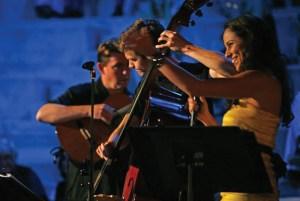 Photo provided by Vivian Felicio | Samba Soul. The Brazilian musical group Samba Soul performs live.