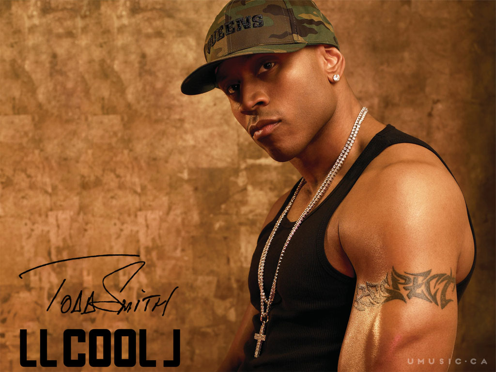 Ll Cool J Color Band Decal