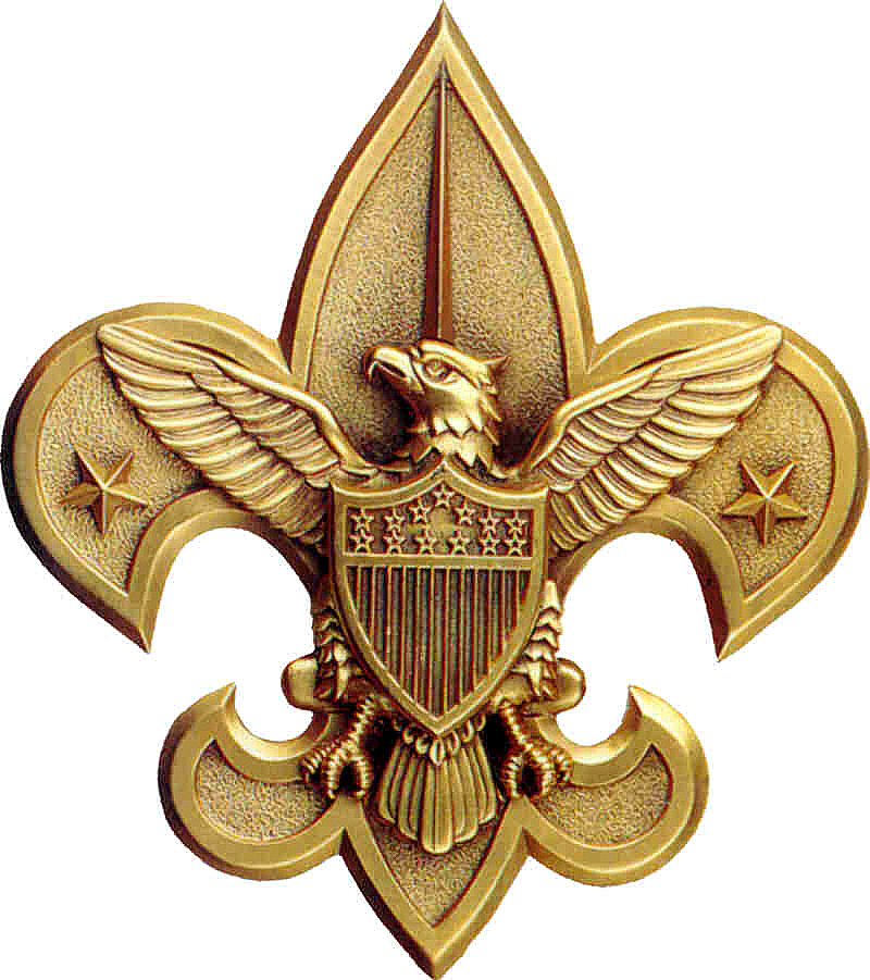 Boy Scout Eagle Clip Art