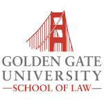 Golden Gate university School of Law Logo 13