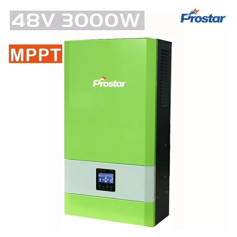 48v 3000w off grid solar power inverter