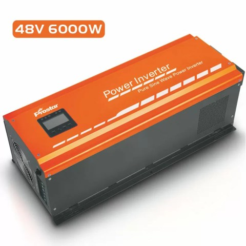6000 watt 48v ac inverter solar power system home