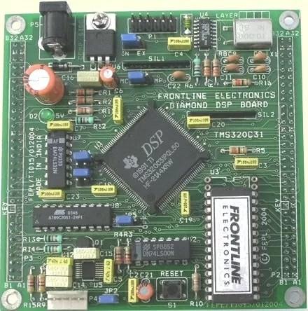 Online UPS DSP ControlModule