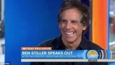 Ben Stiller Prostate Cancer Survivor