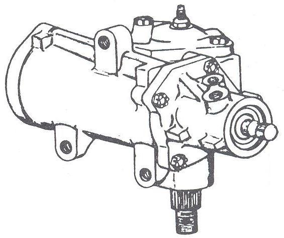 Ford Power Steering Gears