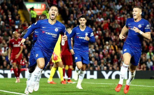 Chelsea Look To Repeat History By Upsetting Title Challenging Liverpool