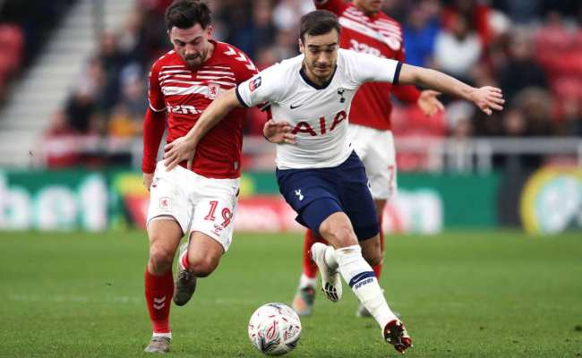 Tottenham Seek Fa Cup Redemption In Middlesbrough Replay