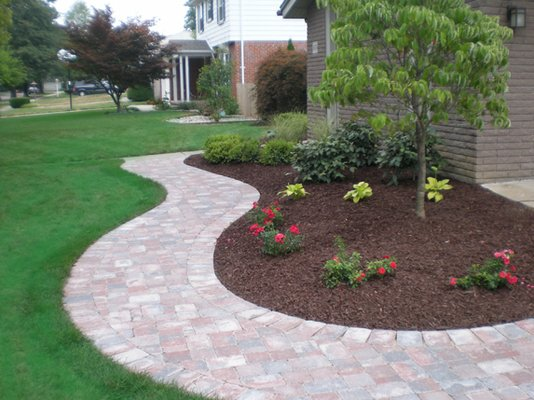 hardscaping landscaping st. paul