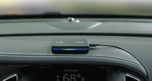 Echo Auto in car photo