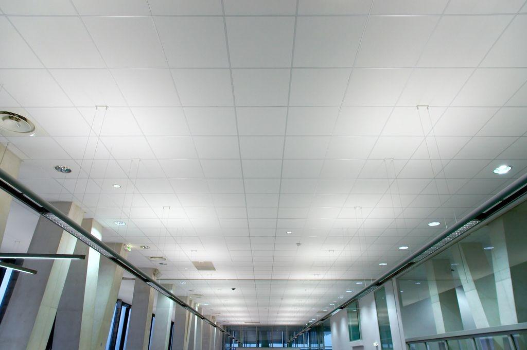 Plafond démontable