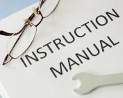 manuale d'istruzione