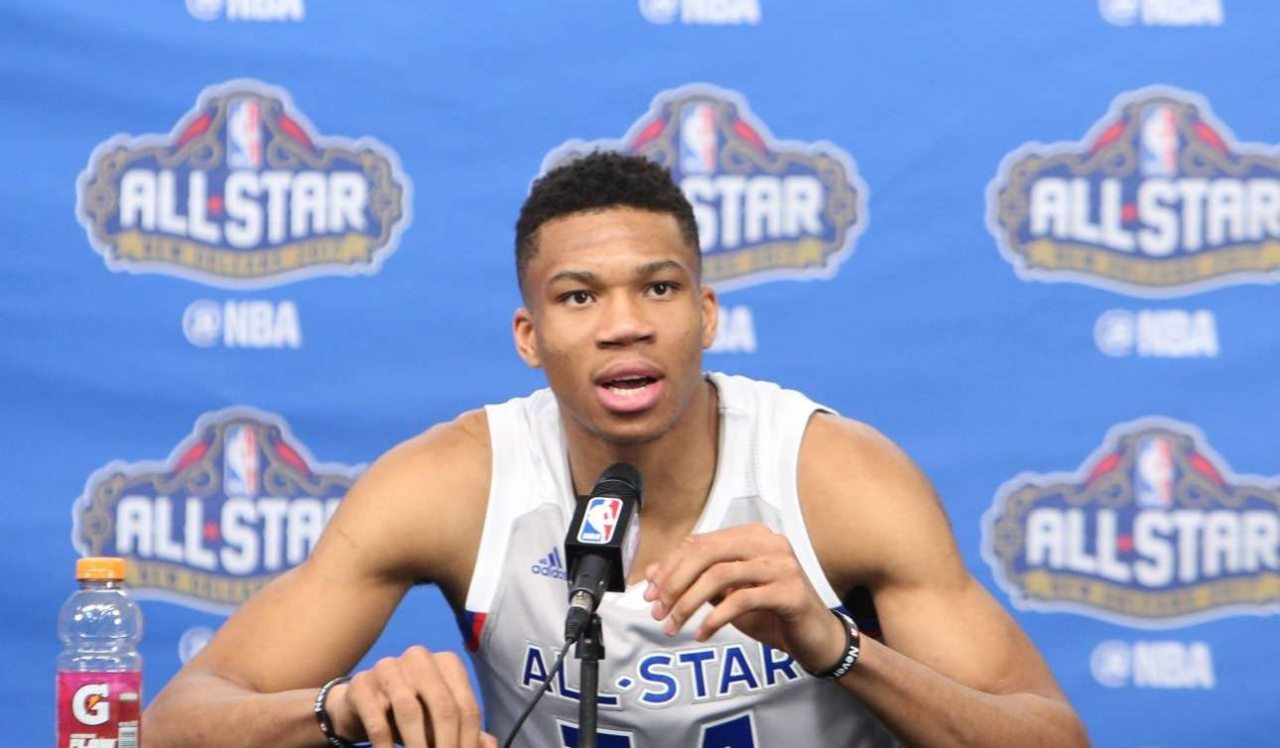 All Star Giannis! NBA: All Star Game