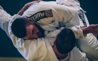 Brazilian Jiu-jitsu. Preparación física | Parte 1