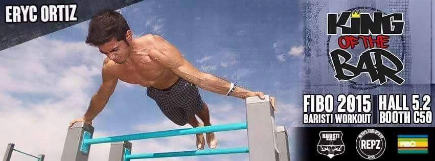 Street workout- Eryc Ortis