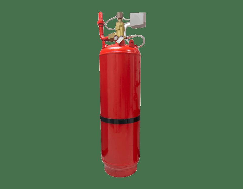 Gas Suppression Commission