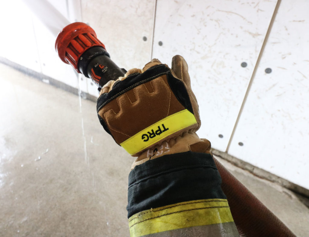 Structural-Firefighting-Gloves-TPR-G-thermoplastic-rubber-multi-layer-knuckle-guard