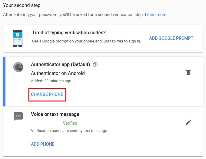 How to Backup Google Authenticator or Transfer It to a New Phone