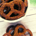 Healthy Snack - Nutritional Yeast Seasoned Sprouted Pretzels (1)