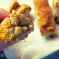 Fall Pumpkin Spice Cream Cheese Breakfast Sticks - THM S Keto