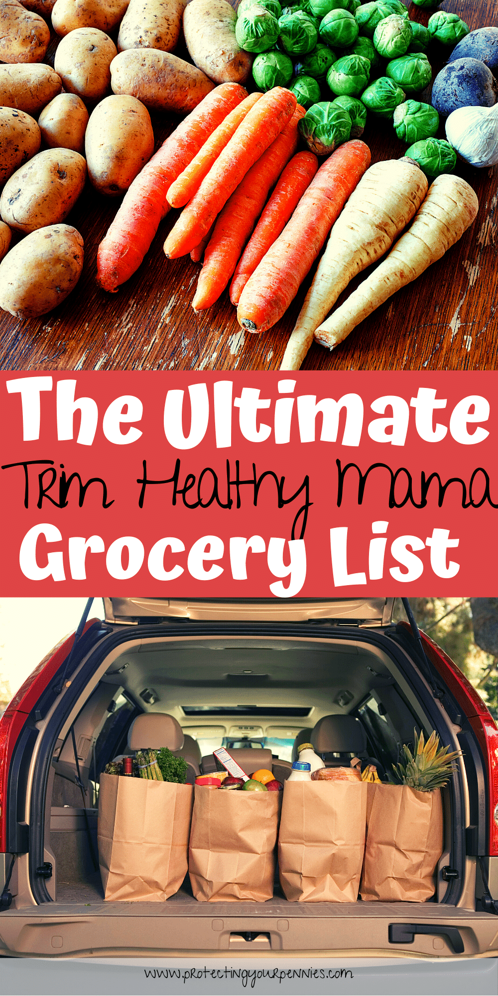 The Ultimate THM Grocery List