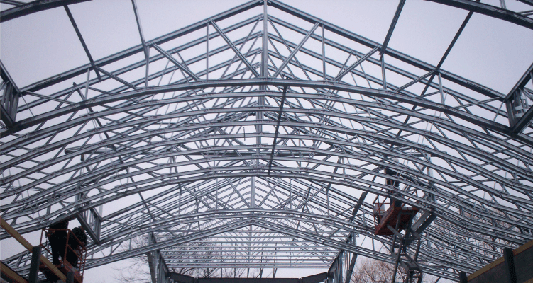 Blast Analysis and Design of Cold Formed Steel Roof Trusses  PEC