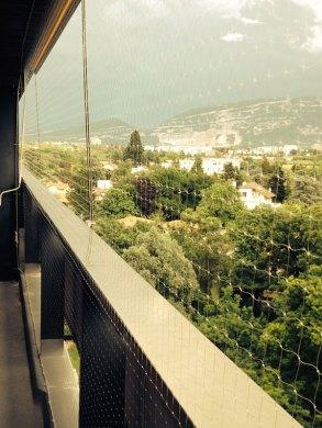 Le Lignon - balcon 7m de long