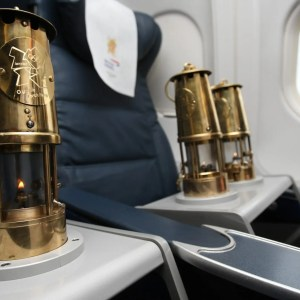 Olympic Flame Lamps