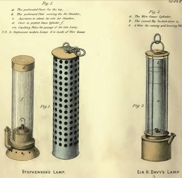 davy-lamp