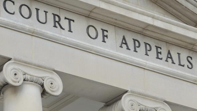 Image result for Appeals Court