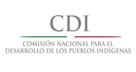 Logo Comision nacional para el desarrollo de los pueblos indigenas