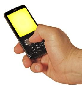 mobile éclairant