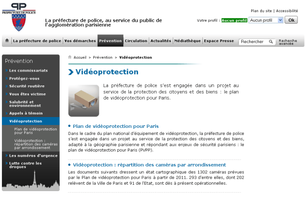 videoprotection