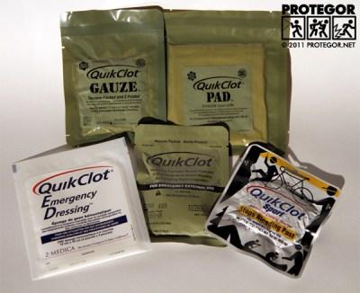 Produits Quikclot