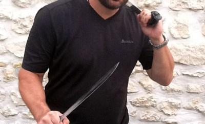 Interview de Christophe Frugier, pratiquant d'arts martiaux & collectionneur d'armes