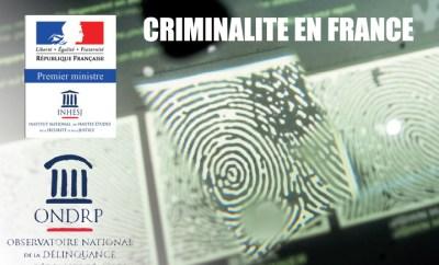 Rapport annuel 2011 de la Criminalité en France