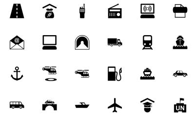 Des symboles officiels pour mieux gérer les situations d'urgence