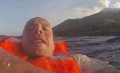 Retex : un naufrage en vidéo
