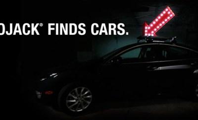 LoJack, retrouver sa voiture volée