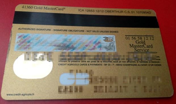 Gratter Les 3 Chiffres De Votre Carte Bancaire Protegor Securite